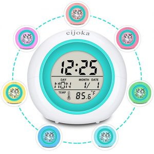Cijoka Alarm Clock for Kid