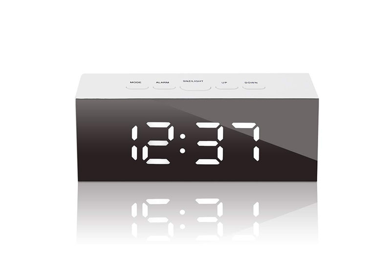 GLOUE Led Digital Alarm Clock