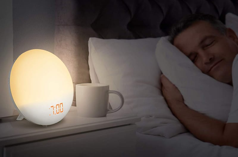Night wake-up alarm