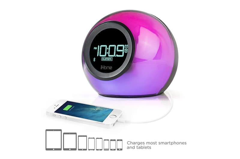 Bluetooth sound alarm clock