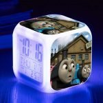 Thomas LED Digital Alarm Clock