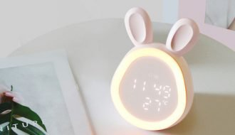 Mini Vibrating Alarm Clock