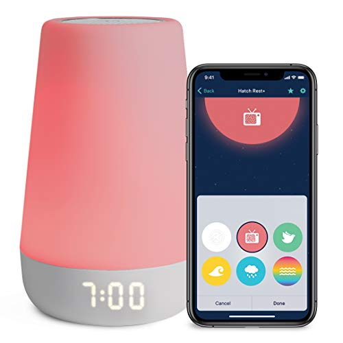 digital block alarm clock