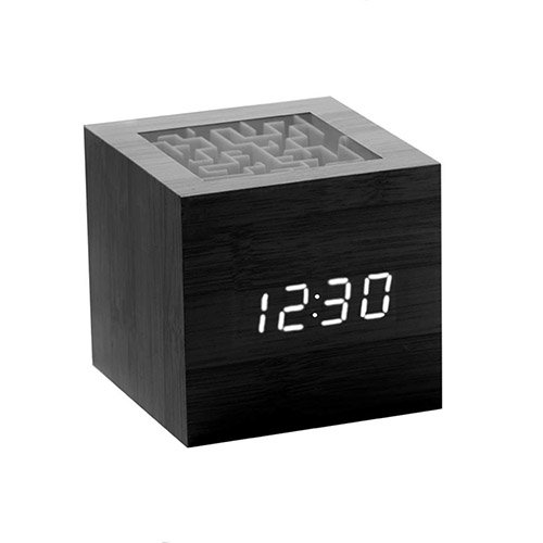 digital twin bell alarm clock