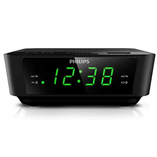 PHILIPS Digital Alarm Clock