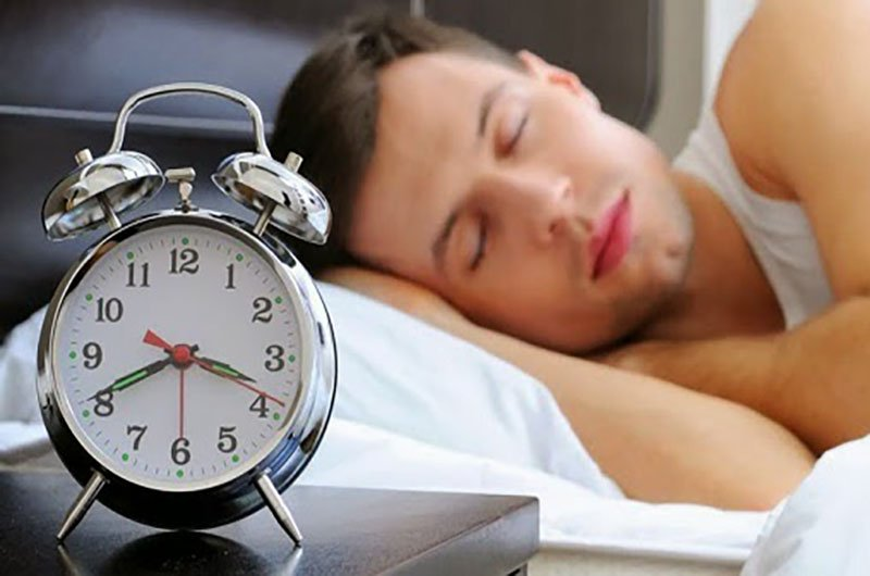 Alarm clock improves sleep-1