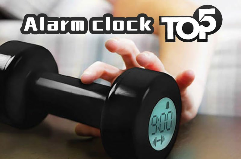 5 Most Interesting Creative Alarm Clocks