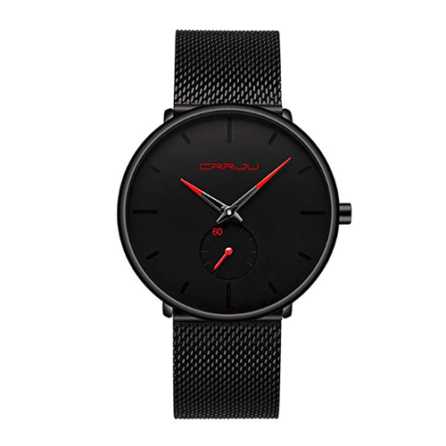 Mens Watch Ultra Thin Wrist Watches