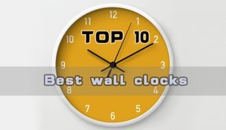 Top 10 Wall Clocks Ranking