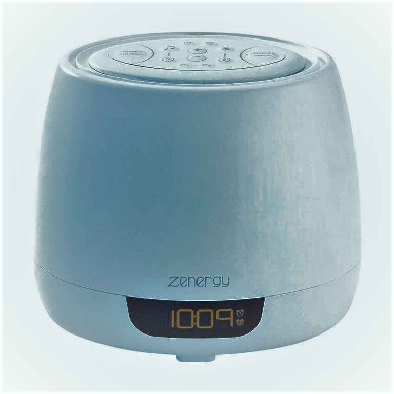 diffuser alarm clock to zenergy arome