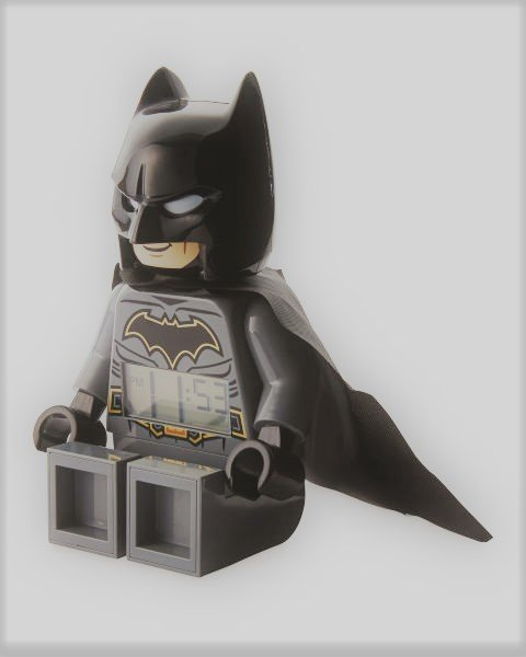 lego digital batman alarm clock
