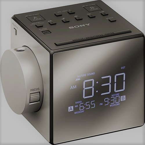 best  dual-alarm clock radio