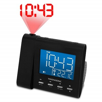 Electrohome Projection timepiece