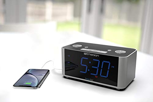 am fm clock radio best reception