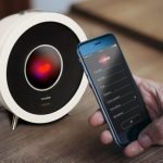 5 Smart alarm clock with battery backup