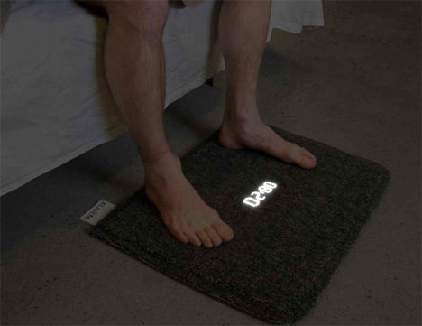 carpet alarm