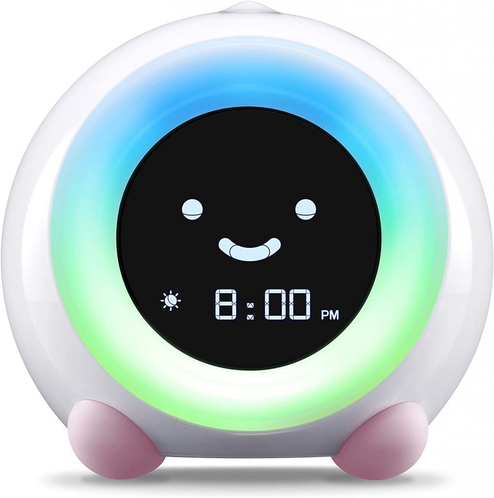 children's trainer alarm clock