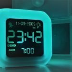 Design alarm clock