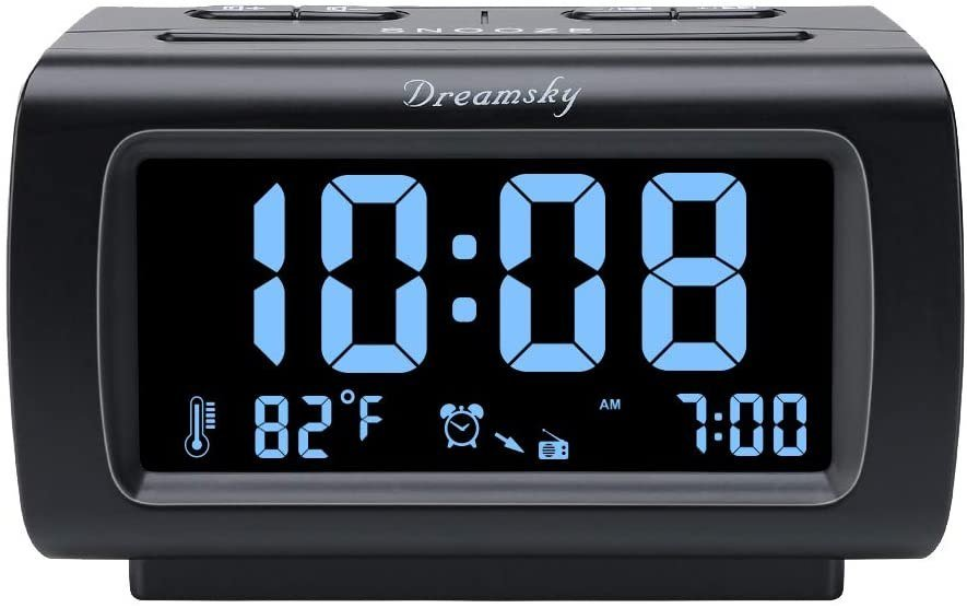 dreamsky decent alarm radio